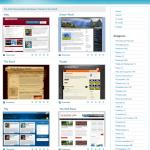600以上の無料wordpressテンプレートサイト