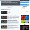 シンプルでブログ用ワードプレスデザイン