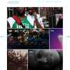 写真集用のwordpressデザインテーマ