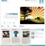 ユニークなwordpressのデザインテーマ