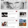 スッキリしたブログ用のデザインテーマ