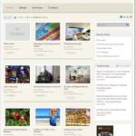 ワードプレスのブログ写真横並びタイプ