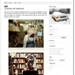 優しいブログデザインテンプレート