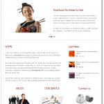 個性が浮き出るホームページのデザイン