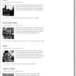 スッキリとシンプルにブログテーマ