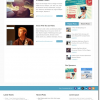 軽く動く自由色のブログテーマ