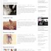 柔らかくブログを包み込むテーマ