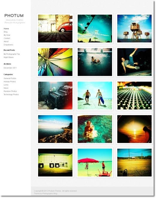 写真と一緒に旅をするブログのテーマ