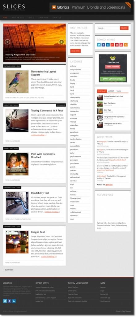 商品の機能や使い方を1つのブログで綴るテーマ